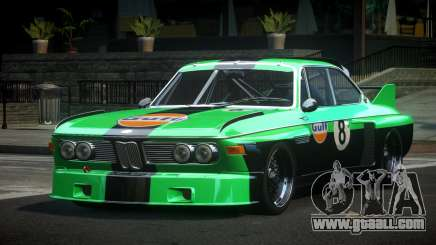 1971 BMW E9 3.0 CSL L7 for GTA 4