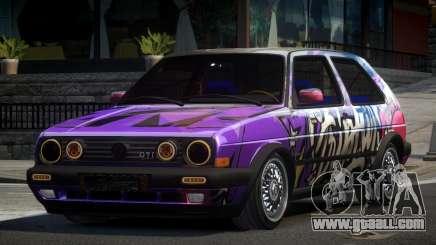 Volkswagen Golf GST-I L2 for GTA 4