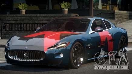 Maserati GranTurismo GS L3 for GTA 4