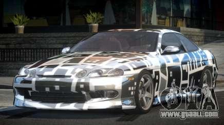 Lexus SC300 GT L10 for GTA 4
