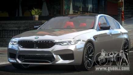 BMW M5 F90 GST ES for GTA 4