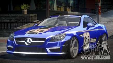 Mercedes-Benz SLK GST ES L3 for GTA 4