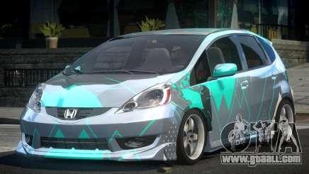 Honda Fit HK L1 for GTA 4