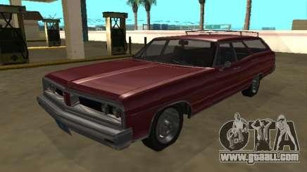Regina Dundrealy My Version for GTA San Andreas
