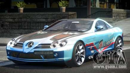 Mercedes-Benz SLR R-Tuning L1 for GTA 4