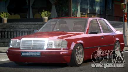 Mercedes-Benz W124 B-Style for GTA 4
