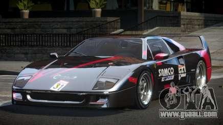 Ferrari F40 80S L4 for GTA 4