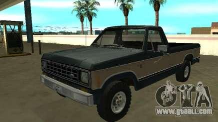1982 Ford Ranger for GTA San Andreas