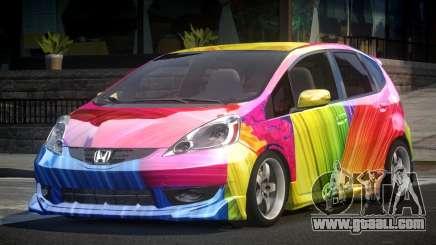 Honda Fit HK L5 for GTA 4