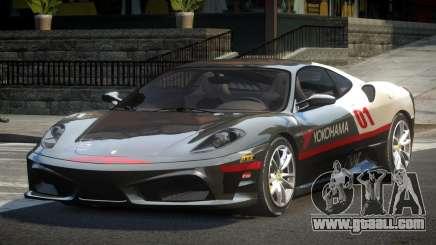 Ferrari F430 BS-R L9 for GTA 4