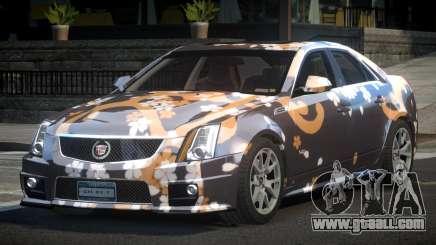 2011 Cadillac CTS-V L2 for GTA 4
