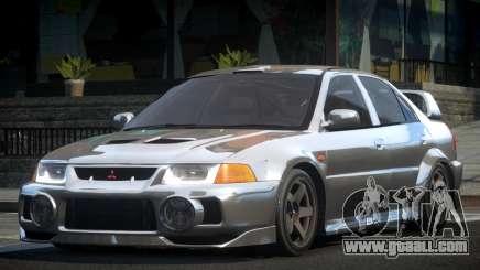 Mitsubishi Lancer SP VI for GTA 4