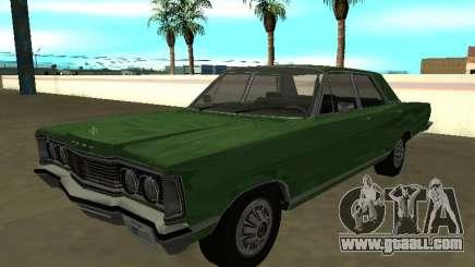 1980 Ford LTD Galaxie for GTA San Andreas