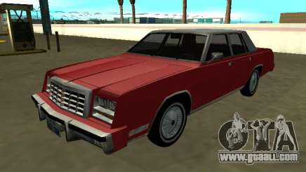 1980 Chrysler Newport for GTA San Andreas