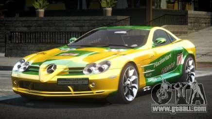 Mercedes-Benz SLR R-Tuning L3 for GTA 4