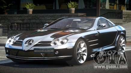Mercedes-Benz SLR R-Tuning for GTA 4