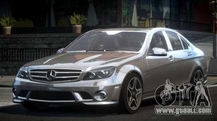 Mercedes-Benz C63 BS for GTA 4