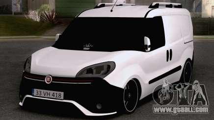 Fiat Doblo 2019 PanelVan for GTA San Andreas