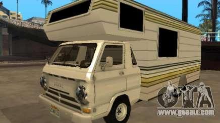 Dodge A-100 Motorhome for GTA San Andreas