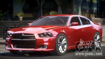 Dodge Charger SRT8 P-Tuned for GTA 4