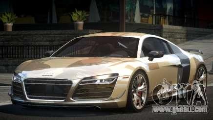 2015 Audi R8 L4 for GTA 4
