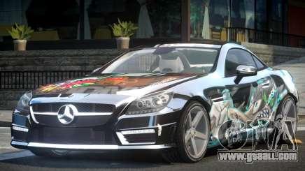 Mercedes-Benz SLK GST ES L5 for GTA 4
