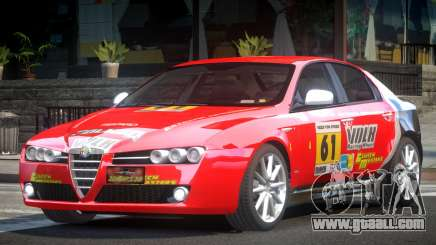 Alfa Romeo 159 GS L9 for GTA 4