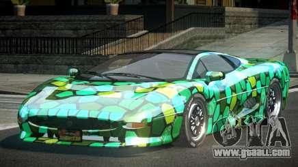 Jaguar XJ220 GS L2 for GTA 4