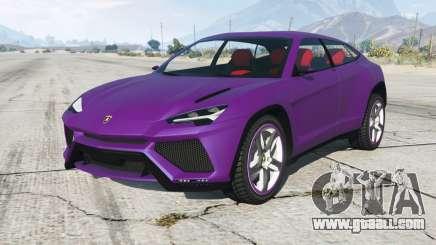 Lamborghini Urus 2012 for GTA 5