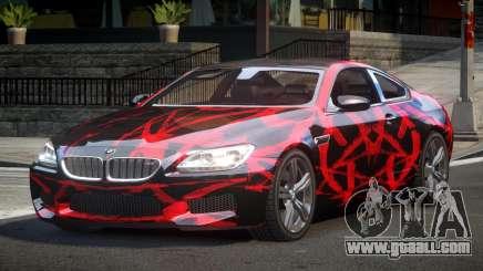 BMW M6 F13 GS PJ5 for GTA 4