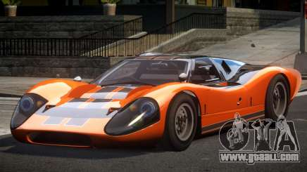 Ford GT40 60S L3 for GTA 4
