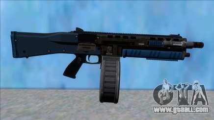GTA V Vom Feuer Assault Shotgun LSPD V11 for GTA San Andreas