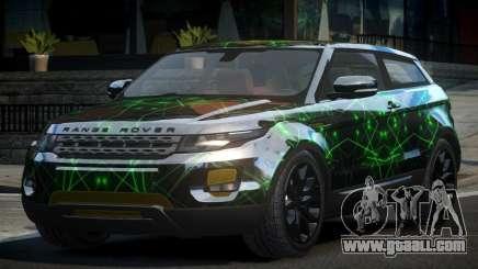 Range Rover Evoque PSI L1 for GTA 4