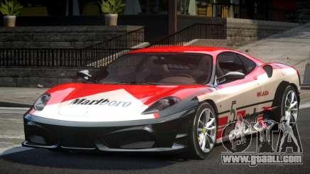 Ferrari F430 BS-R L1 for GTA 4