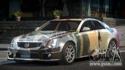 2011 Cadillac CTS-V L8 for GTA 4