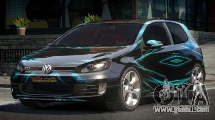 Volkswagen Golf GTI G-Style L3 for GTA 4