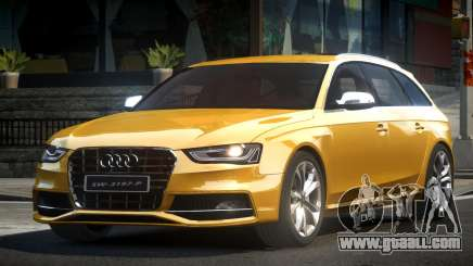 Audi S4 ES V1.1 for GTA 4