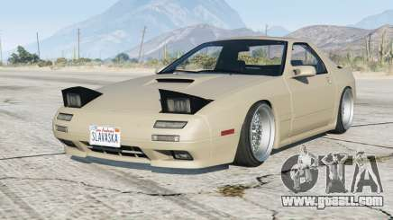 Mazda Savanna RX-7 (FC3S) 1989 for GTA 5
