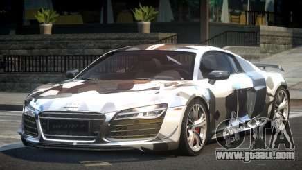 2015 Audi R8 L10 for GTA 4