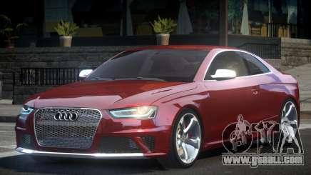 Audi RS4 SP V1.1 for GTA 4