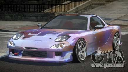 Mazda RX-7 GST Racing PJ10 for GTA 4
