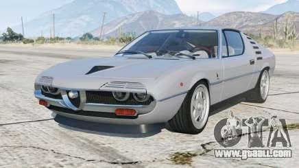 Alfa Romeo Montreal (105) 1970 for GTA 5