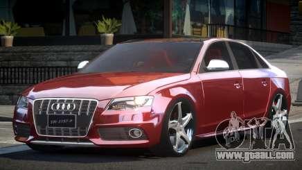 Audi S4 SP V1.1 for GTA 4