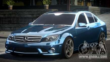 Mercedes-Benz C63 AMG SP for GTA 4