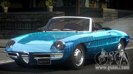 Alfa Romeo Spider 60S L3 for GTA 4