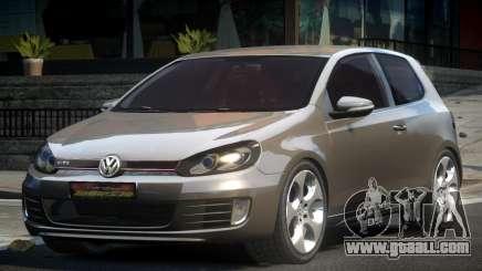 Volkswagen Golf GTI G-Style for GTA 4