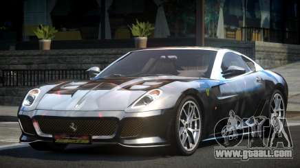 Ferrari 599 GS Racing L6 for GTA 4