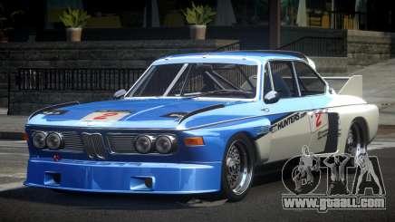 1971 BMW E9 3.0 CSL L1 for GTA 4