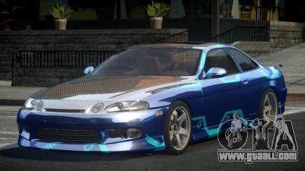 Lexus SC300 GT L2 for GTA 4