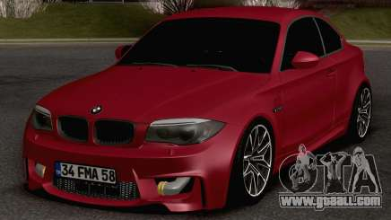 BMW M135i Coupe for GTA San Andreas